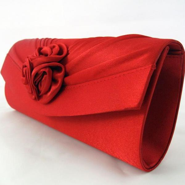 Evening Clutch ,Wedding Party Bags,Prom Bag , Simple Bags, Fashion HandBags,Casual Clutch,Minaudiere,New Design bags ,5 colors